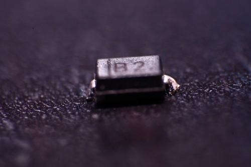 Diode MBR0520LT1