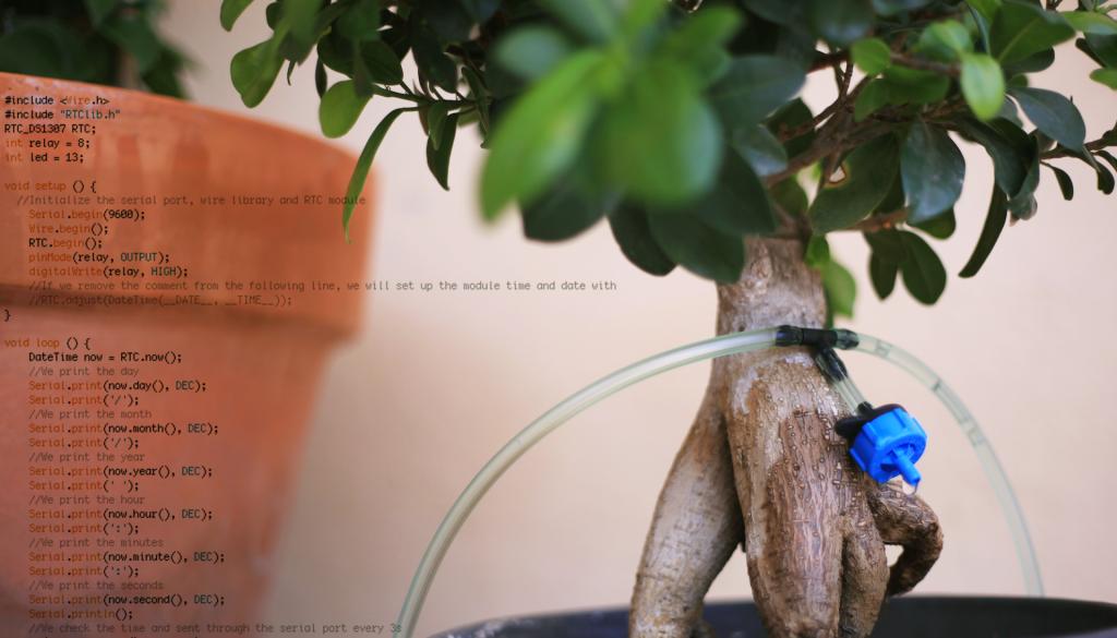 Arduino Gardening