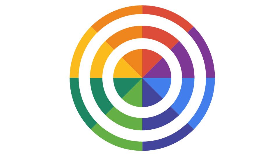 Circle Animation Concept